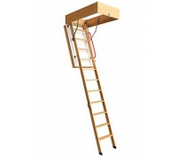 Чердачная лестница Docke LUX 70-120-300