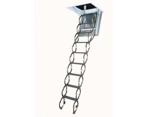 Лестница чердачная Fakro LSF 60-120-280