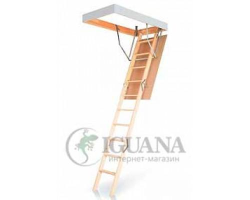 Лестница чердачная OLN-B  60-120-280 модель эконом