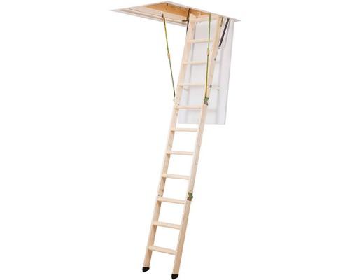 Чердачная лестница DOLLE Eurobasic 120х70 см, 2,73 м
