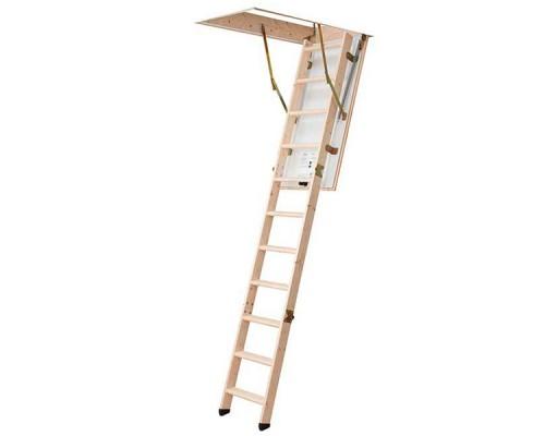 Чердачная лестница DOLLE SW 26-5, 120х60 см, Н=2,73 м