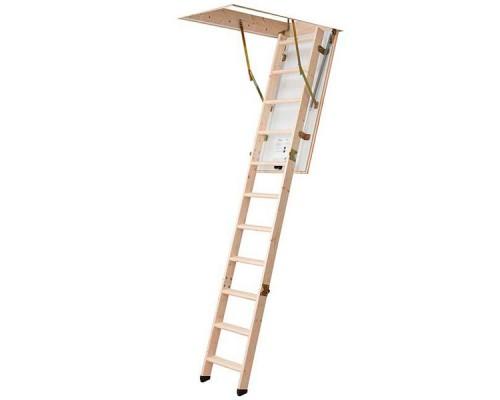 Чердачная лестница DOLLE SW 26-5, 120х70см, Н=2,73м