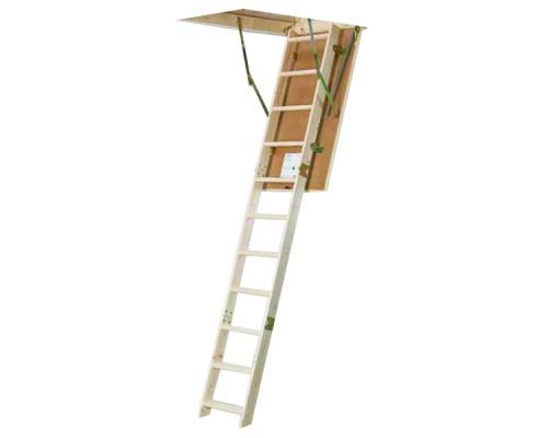 Чердачная лестница DOLLE CLICK FIX GOLD 36 MINI 92,5х70 см, Н=2,8 м