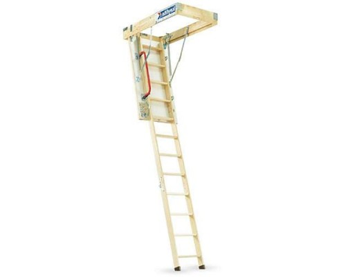 Чердачные лестницы Keylite KYL-06 (60-120-320)