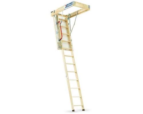 Чердачные лестницы Keylite KYL-09 (70-120-320)