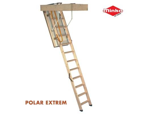 Чердачная лестница Minka Polar Extrem 60-120-280