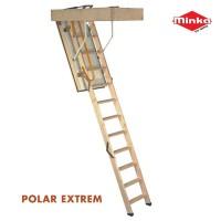 Чердачная лестница Minka Polar Extrem 70-120-280