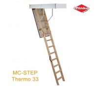 Чердачная лестница Minka MC-Step Thermo 33 60-120-280