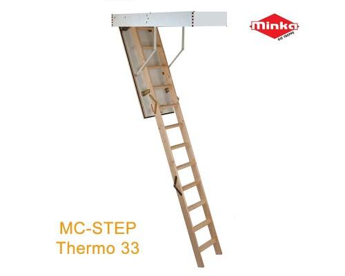 Чердачная лестница Minka MC-Step Thermo 33 70-120-280
