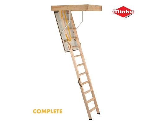 Чердачная лестница Minka Complete 70-120-280