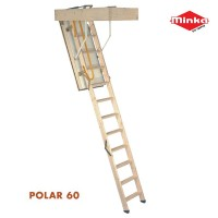 Чердачная лестница Minka Polar 60 70-120-280