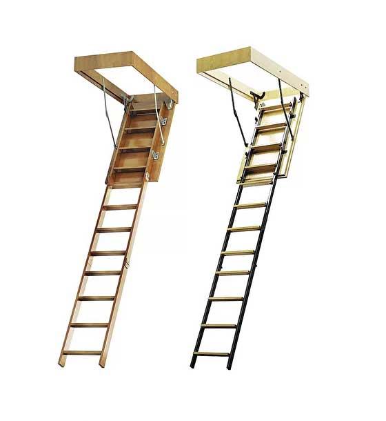 лестницы чердачные